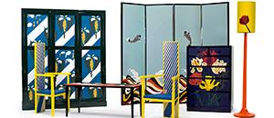 LOEWE Marquetry Leather Project, Salone del Mobile 2016