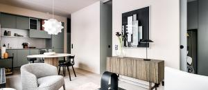 Mono Apartments - Elegance in Compact Living by Note
